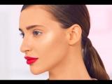 Секреты макияжа с красной помадой