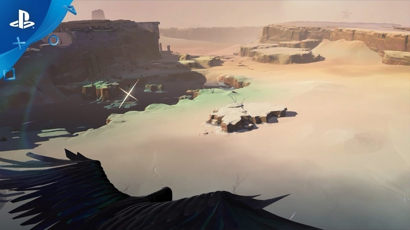 Vane - Release Announcement   PS4