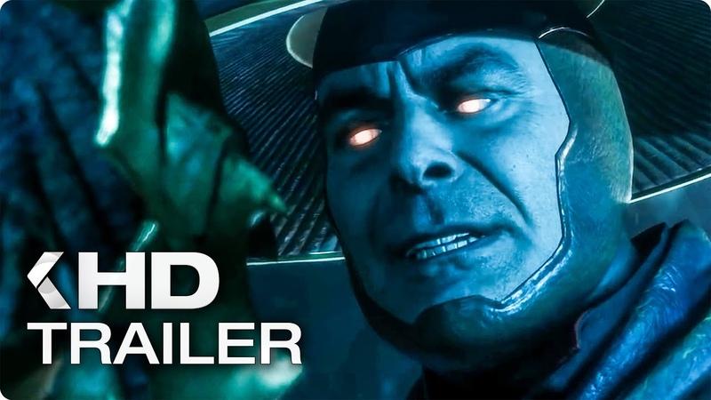 MORTAL KOMBAT 11 Story Trailer (2019)