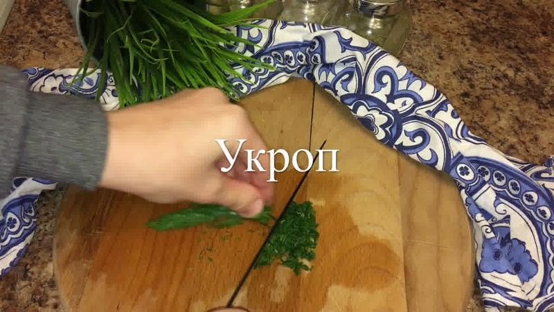 Блюда для перекуса • Салат из молодой капусты с кукурузой