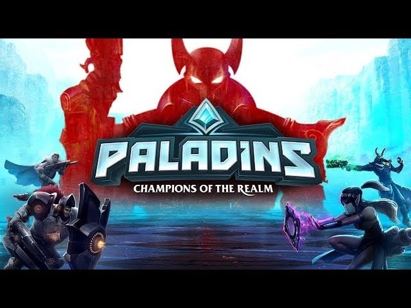 Paladins - Available Now (Official Launch Trailer)