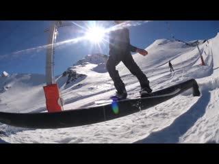 Carte blanche - pyrenees snowparks