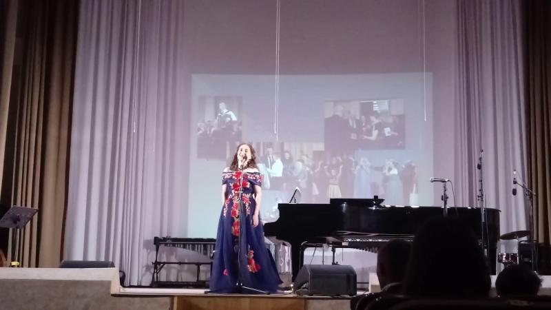 Анастасия Козубовская Веселый май