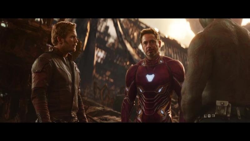 Marvel Studios Avengers_ Infinity War - Official Trailer