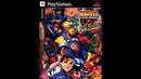 Marvel Super Heroes vs. Street Fighter. PS1. Walkthrough (Hulk)