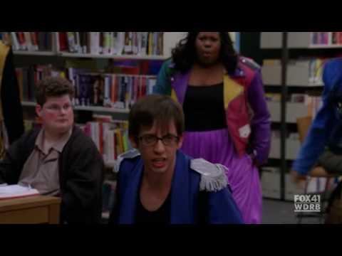 Glee S01E17 HDTV XviD LOL Library