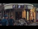 Эксклюзивные кадры места убийства Захарченко