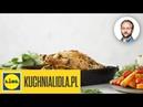 🐔 Prosty kurczak w ziołach z pieczonymi warzywami - Borys Szyc -