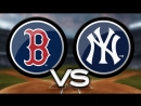 AL / 19.09.2018 / BOS Red Sox @ NY Yankees (2/3)