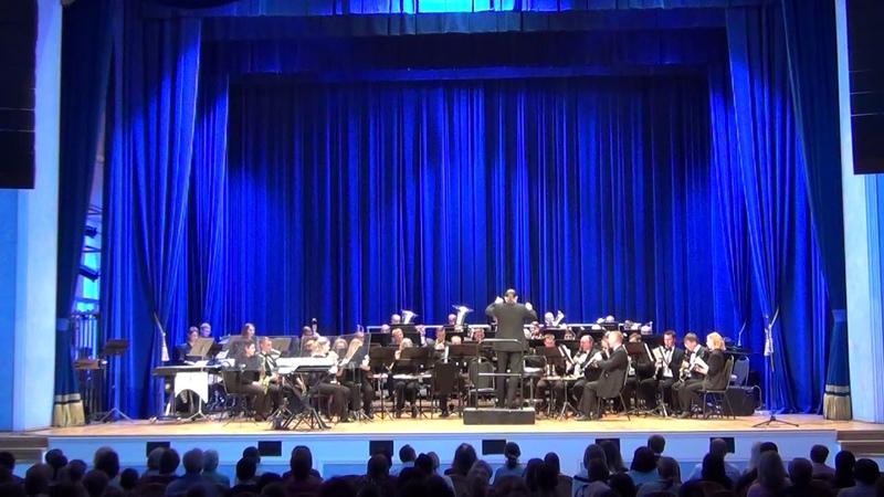 Volga-Band - Celebration Fanfare (by Steven Reineke)