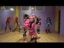 Jump-Dolls. Танец кукол