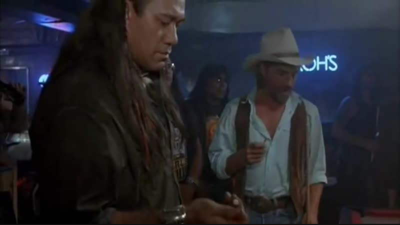 Пять правил - Дон Джонсон (Харли Дэвидсон и Ковбой Мальборо, 1991)