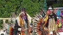 Индейцы с Эквадора в Ессентуках. Песня №3, группа Wayra Ñan Ecuador