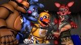[SFM/ FORTNITE FNAF] FORTNITE VS The New Age Rockstar Animatronics
