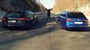 1000 л.с. Audi RS6 в деле