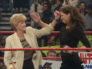 Stephanie McMahon decided to attack Linda McMahon after she announced the return of Stone Cold Steve Austin