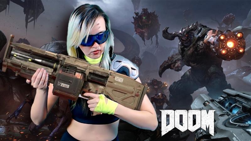 Doom | Ну держитесь! Мультиплеер | Tess Kallet