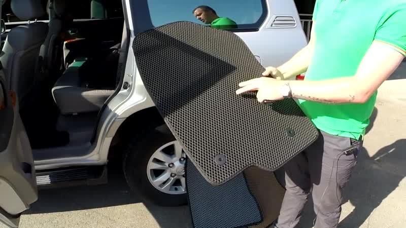 Как выбрать Авто-коврики для автомобиля.Эва от Легатон