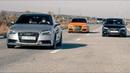 Они навели УЖАС на ЯПОНЦЕВ Самая быстрая в России SKODA OCTAVIA AUDI S3 и BMW против МОТОЦИКЛОВ