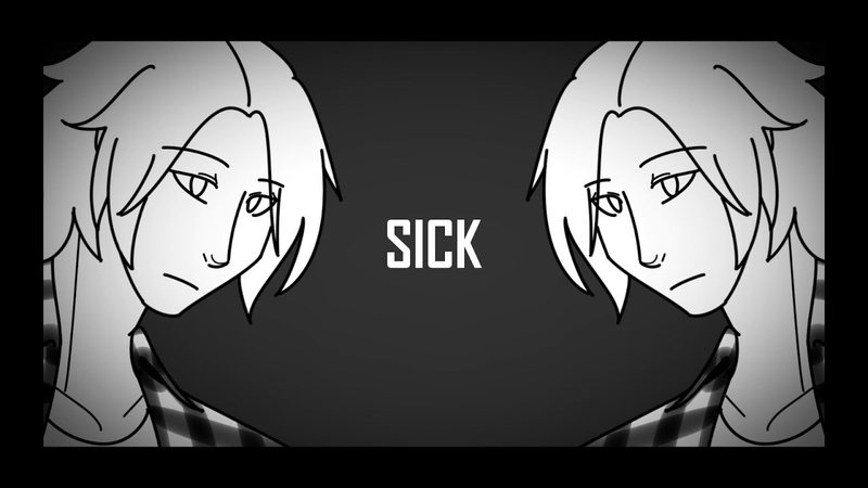 Sick | Gift for HerrTee | Animation meme (seizure warning?)