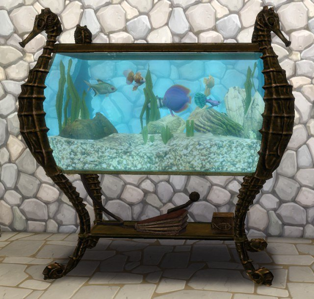 DavinaOjeda Sherlock Holmes Aquarium by BigUglyHag