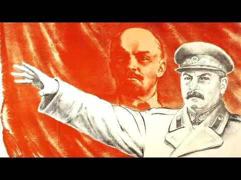 Гімн Української РСР Сталінська версія Anthem of the Ukrainian SSR Stalin Version
