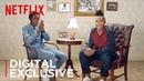 Digital Exclusive Did We Just Become Best Friends Caleb McLaughlin x Lena Waithe Netflix