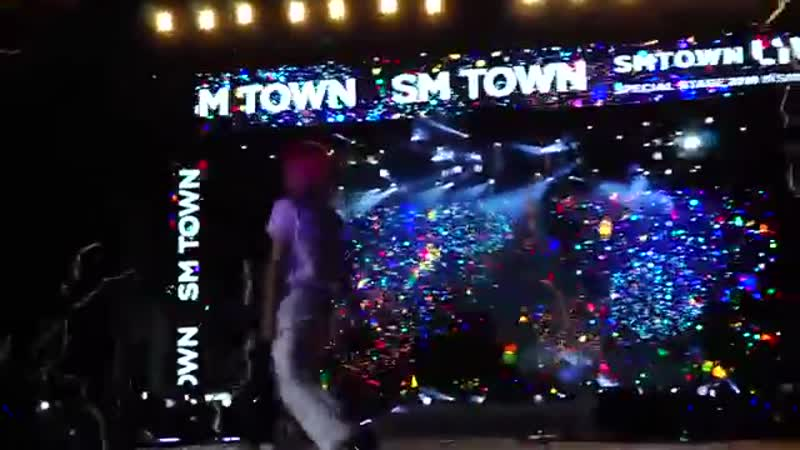 190118 RV and other artist - Ending SMTOWNinChile