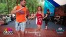 Pavel Klimenko and Evelina Kate Marcello Salsa Dancing at Seasky Salsafest Batumi, Friday 15.06.2018