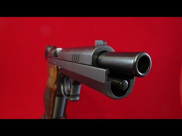 Sig Sauer P210 Target (2018) - обзор (русский)