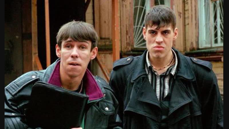 18 Жмурки (Алексей Балабанов) [триллер, комедия, криминал, 2005, Россия, BDRip 1080p]