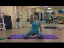 Раскрытие плечевых суставов,мобильность грудного