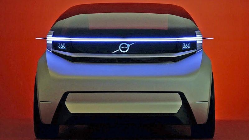 Volvo 360c autonomous – The Future of Volvo Cars