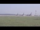 Полёт на Свистке к Ту-144 - руление,исполнительный,разбег,отрыв,полёт