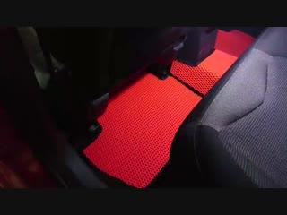 Коврики EVA Peugeot 308