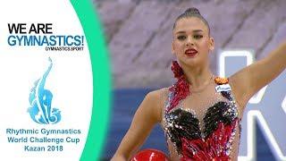 2018 Kazan Rhythmic Gymnastics World Challenge Cup - Highlights » Freewka.com - Смотреть онлайн в хорощем качестве