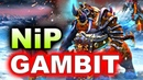 NiP vs GAMBIT (ex.ferzee) - FINAL - GG.BET Invitational DOTA 2