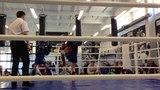 Юрий Белов vs Тимур Мусаев (-36 кг 12-13 лет) MuayThai KIDS EST Open 2013