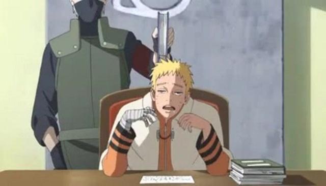 Naruto 7th hokage
