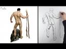 Proko Figure drawing fundamentals - 13 Shading-yoni_figure_drawing_timelapse_premium_720p