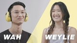 Couple Secretly Shares Both Sides Of Their Love Story (Weylie &amp Wah)