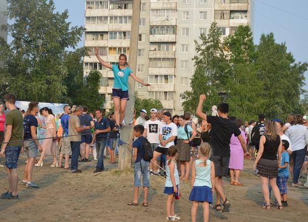 30 июня состоялся праздник Группы «Илим»
