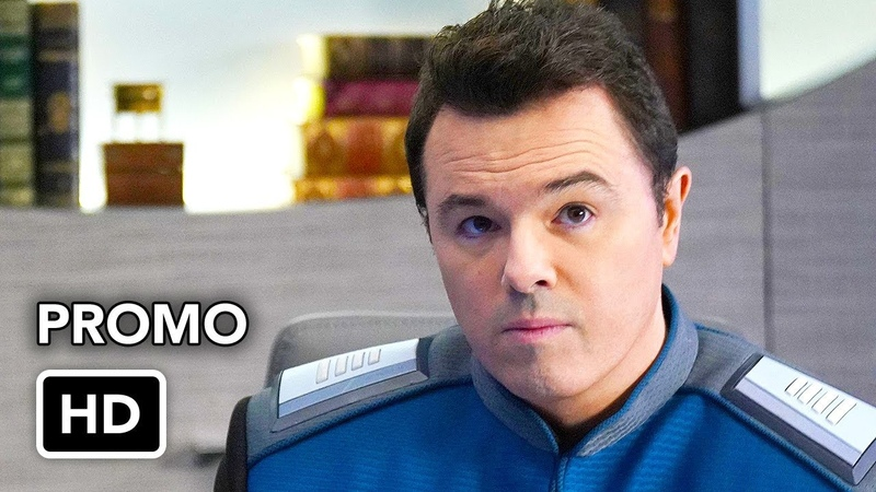 The Orville 2x02 Promo Primal Urges (HD) This Season On