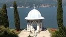 Северная Италия. Озеро Комо. Белладжо, вилла Мельци, ущелье Нессо.