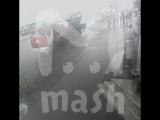 Камеры: медленная работа МЧС во время пожара в ТЦ «Зимняя вишня»
