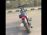 Реставрация мотоцикла