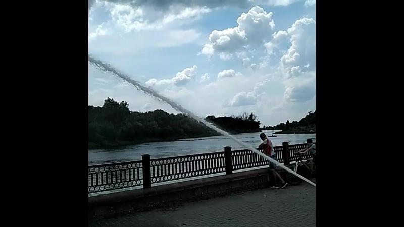 водное шоу