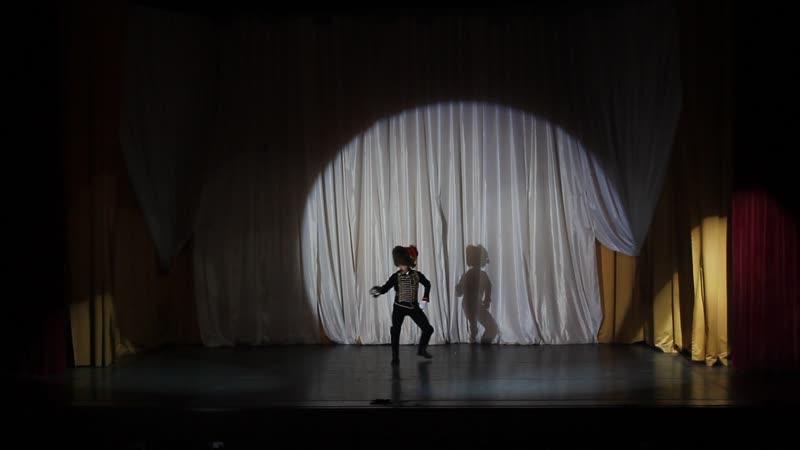 Алексей Буцайло - Международная Академия Фехтовальных Искусств - Настоящий - Чемпионат России по арт-фехтованию 2018