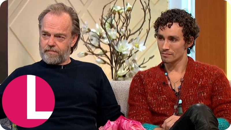 Hugo Weaving and Robert Sheehan Talk About the Kick-Ass Women in Their New Movie | Lorraine