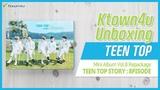 Ktown4u Unboxing TEEN TOP - 8th Mini Repackage 8PISODE